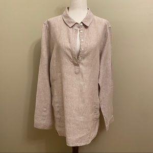 Orvis Linen Shirt